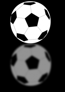 soccer ball reflection 215x300 - The Best UEFA European Championship Moments - The Great Moments Leading up to the UEFA Euro 2020