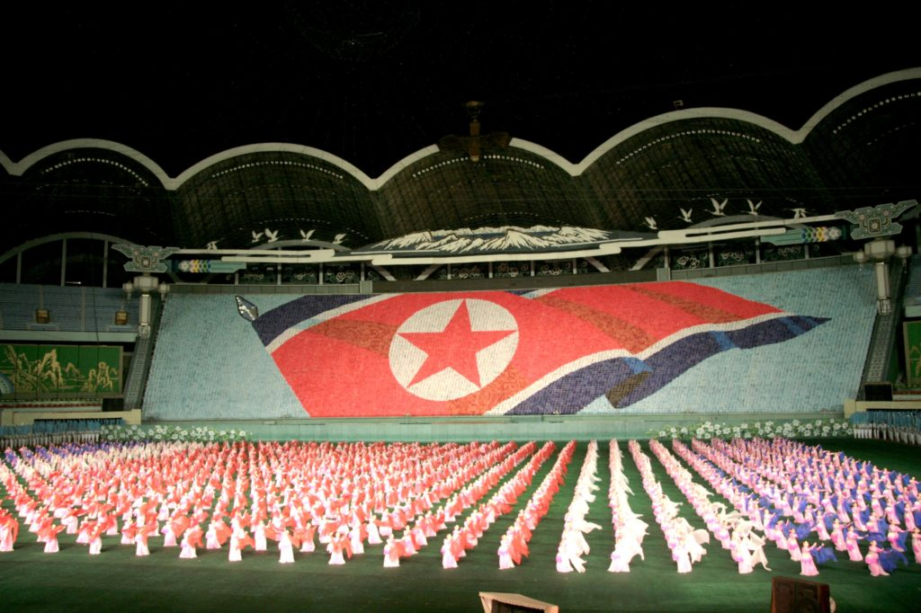 Largest Football Stadium Is In North Korea 1024x682 - Top 10 Shocking Facts About Football